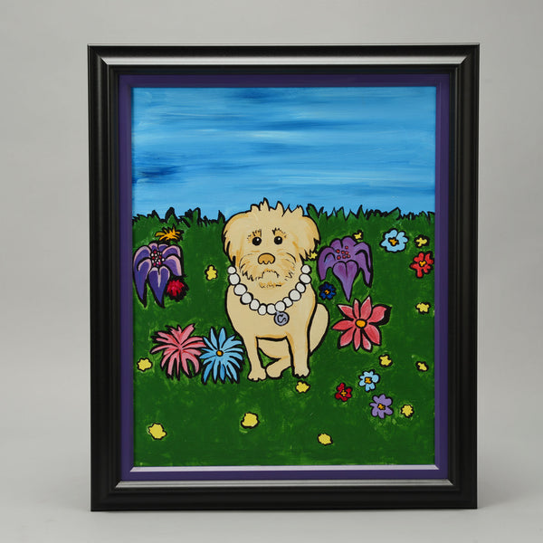 Custom Pet Portrait - thelifechest - 1