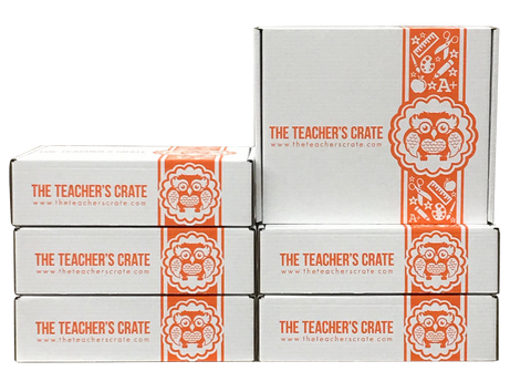 The Teacher's Crate 6 Month Subscription