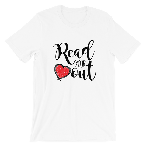 Read Your Heart Out Unisex T-Shirt