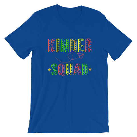 KINDER SQUAD! Short-Sleeve Unisex T-Shirt