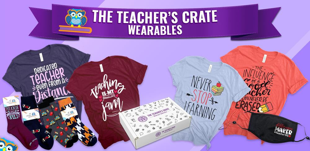 September Teacher's Crate