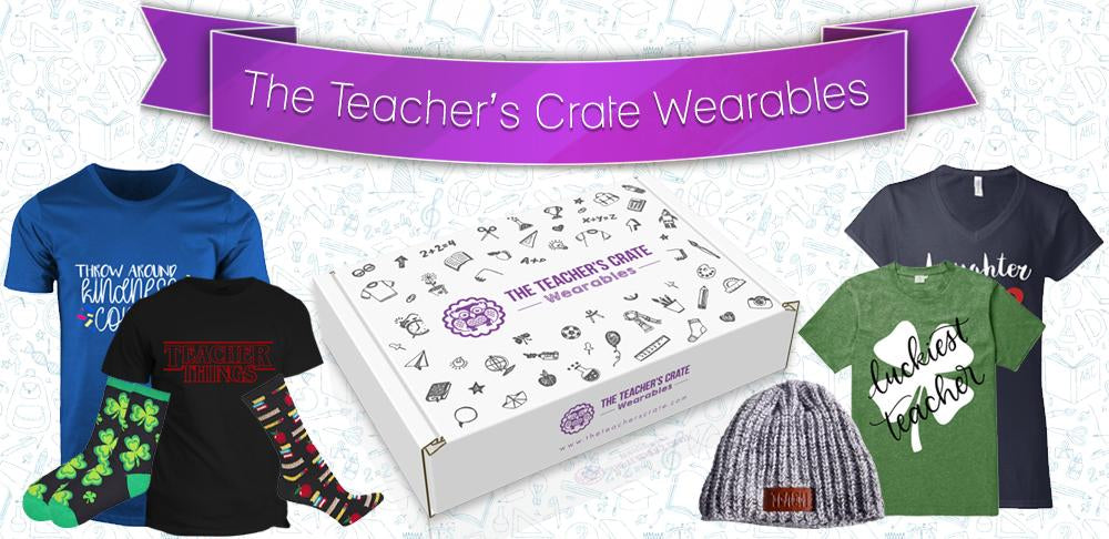 May Teacher's Crate