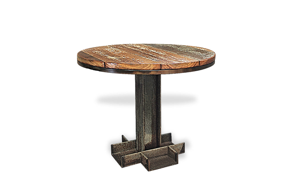 The Boss Round Dining Table