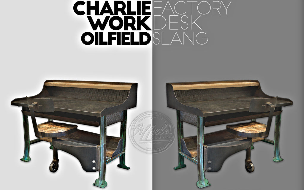 The Charlie Worktable