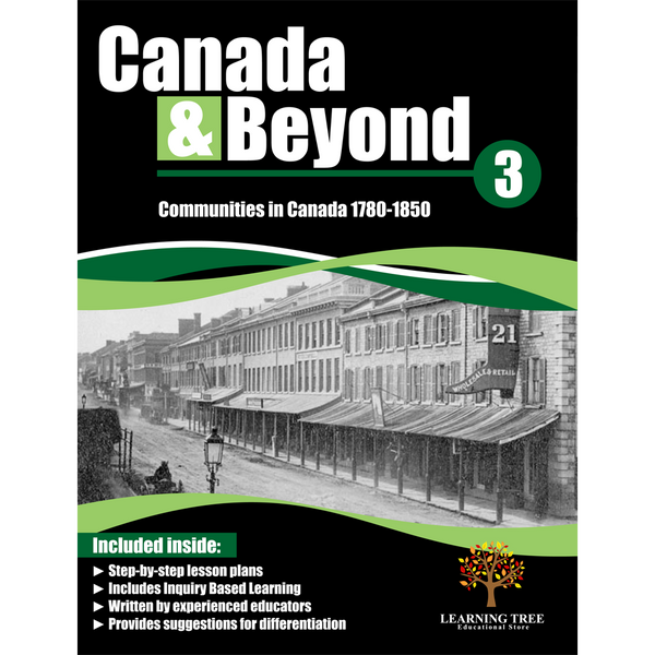 Grade 3 - Communities in Canada - 1780-1850