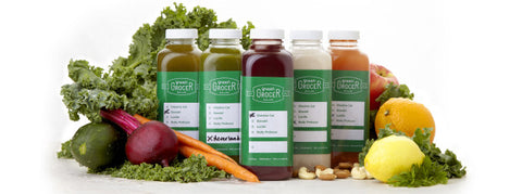 Organic Juice Cleanse-One Day!