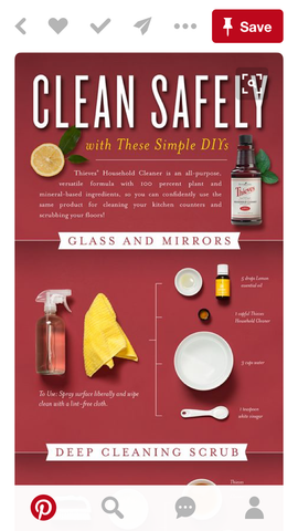 Homemade Cleaning Products Care Class!  Thursday April 20th 630pm