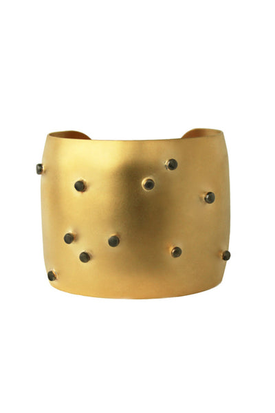 Gold Constellation Cuff