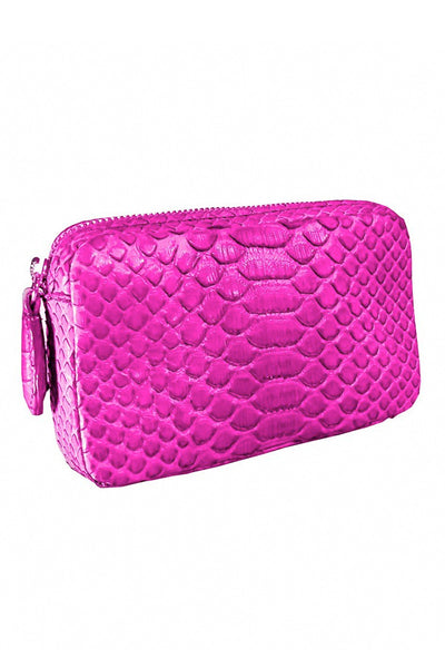 Python Pouch - Pink