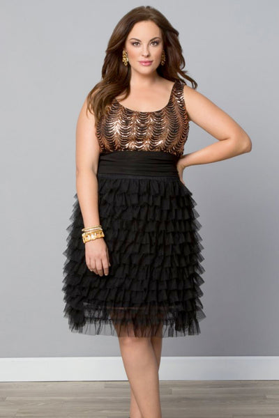 Tiered Delight Tulle Skirt