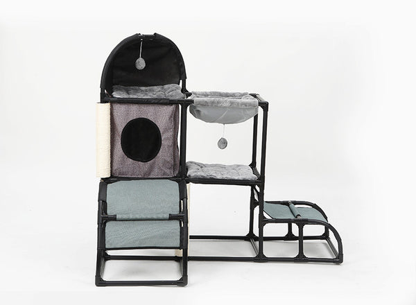 Feline Be Mine - Cat Condo Pet Activity Center