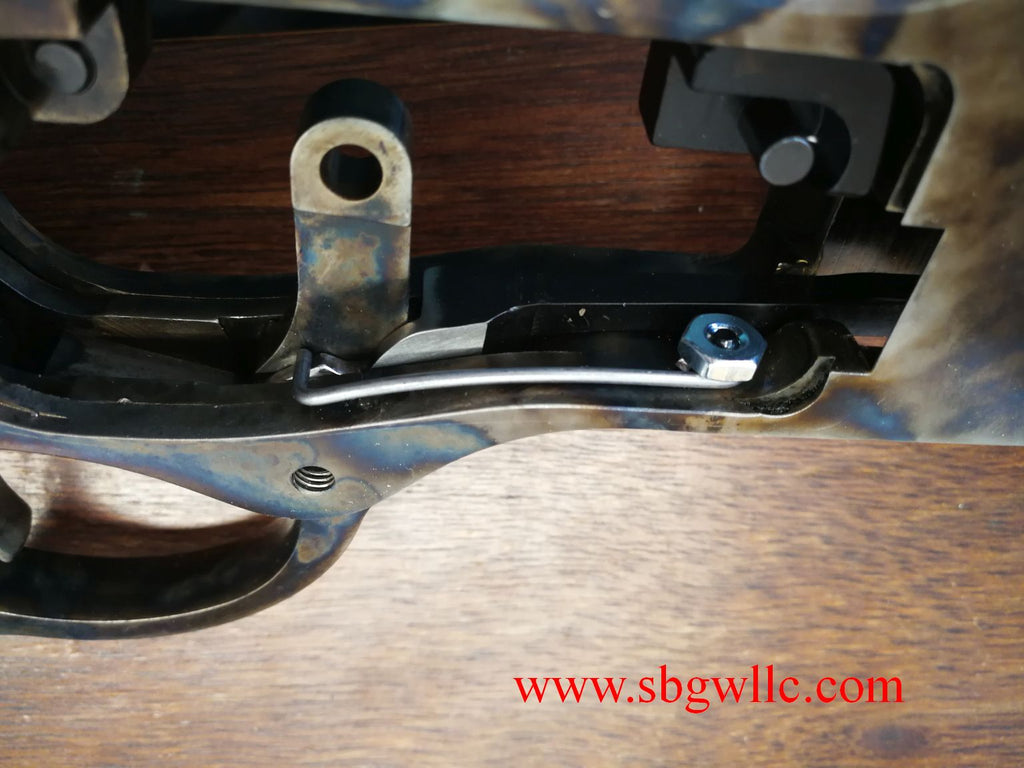 Lever and carrier arm springs for Uberti 1873 and 1866