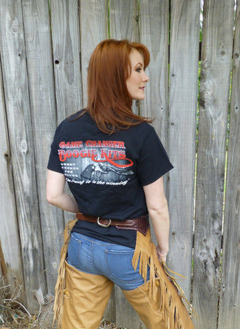Shotgun Boogie Gun Work T-Shirt