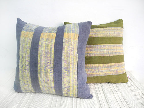 Three Lines Belt Cushion Cover