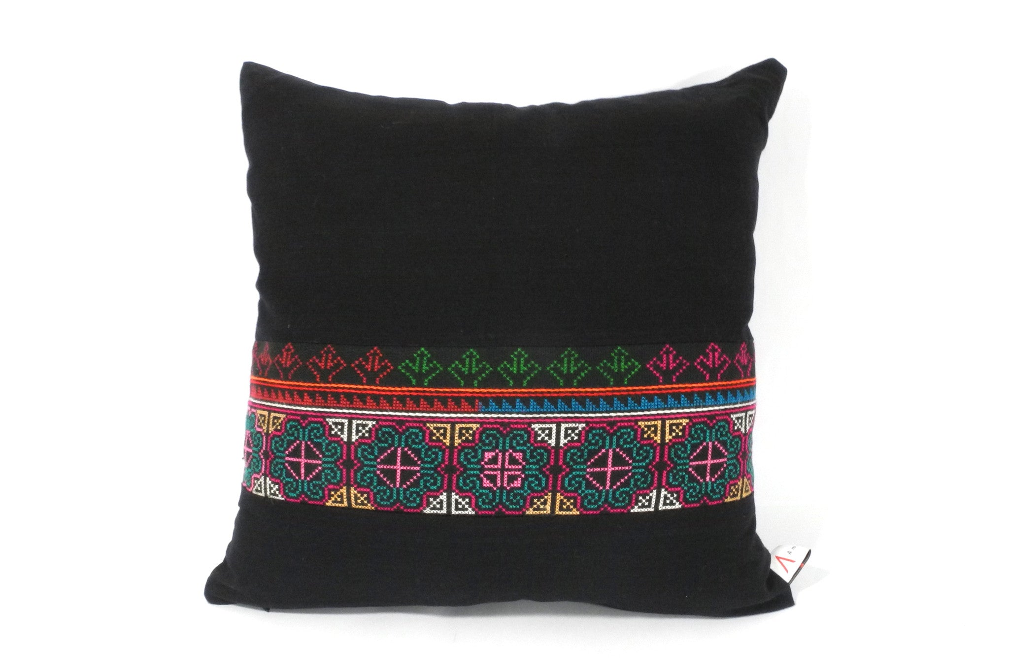 AKHA Flowers One Belt Cushion Cover
