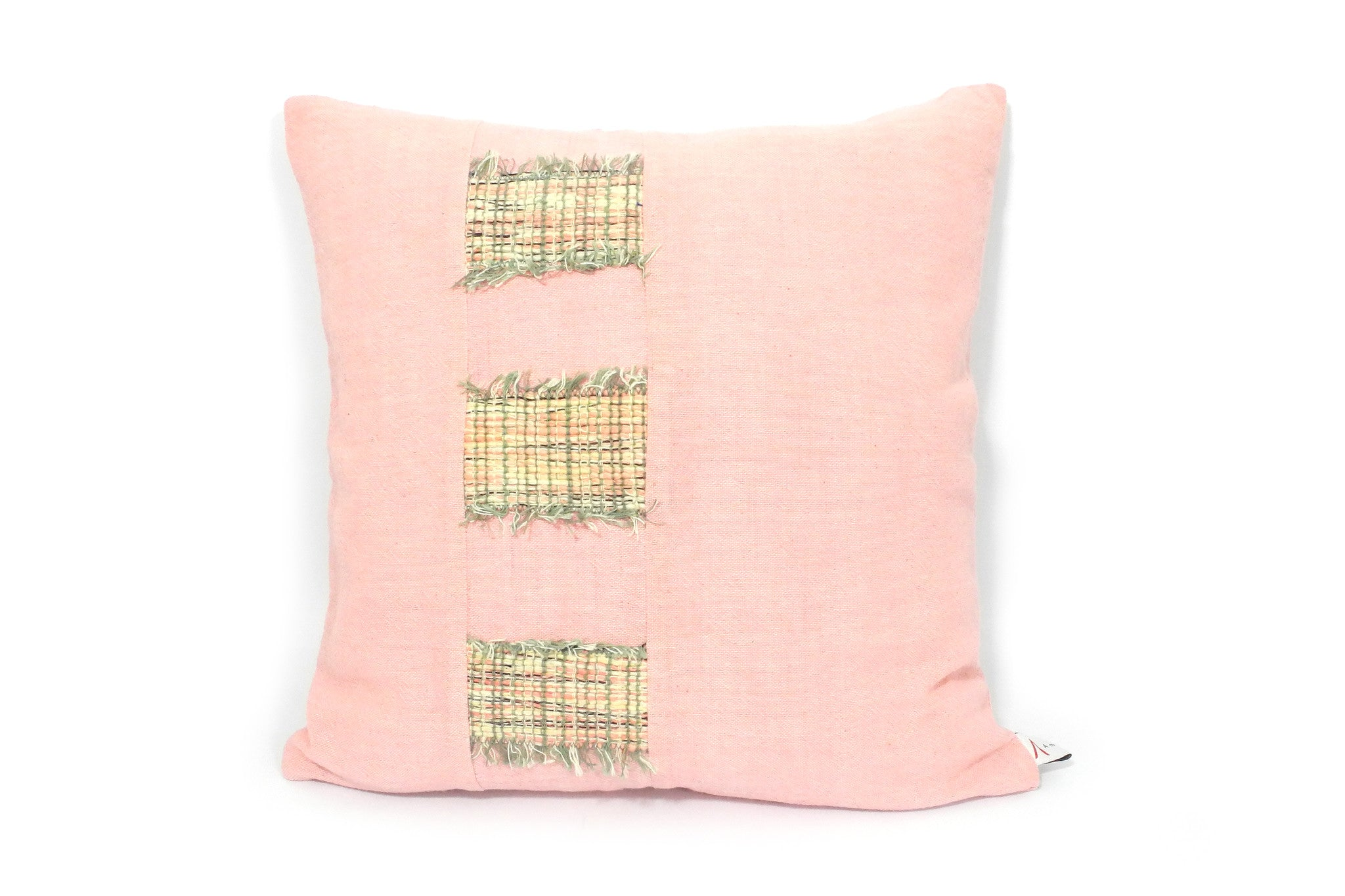3P Rectangles I Cushion Cover