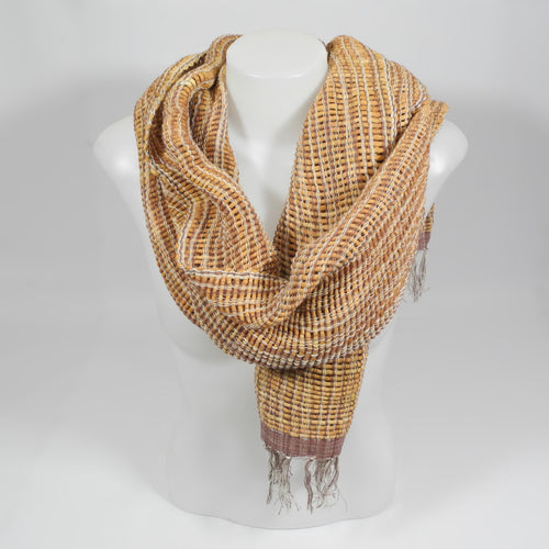 Hand Woven Cotton Shawl