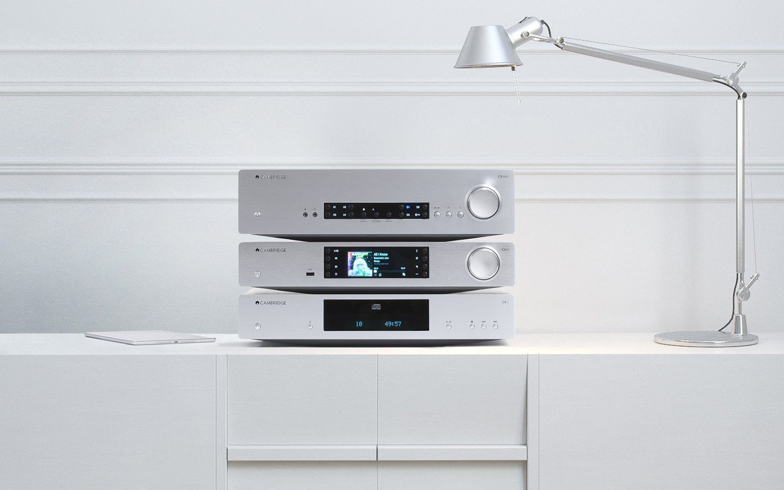 Amplifiers & CD Players | Sydney Hi-Fi Mona Vale