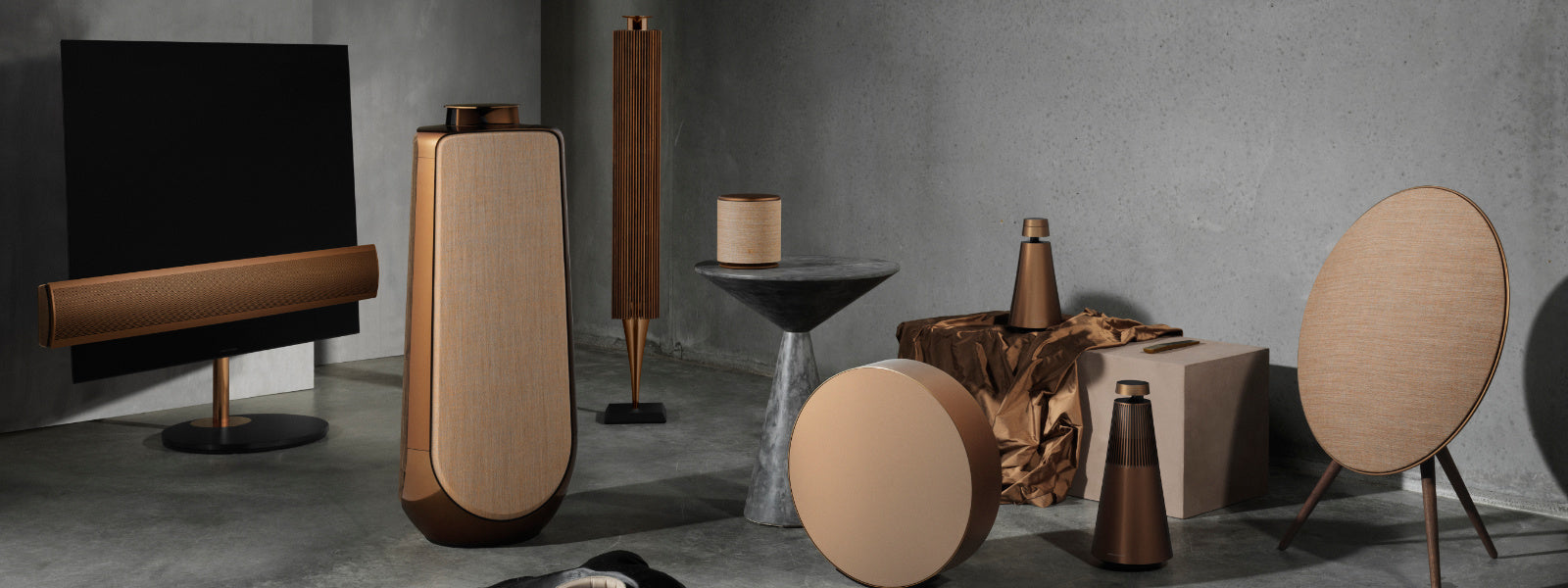 Bang & Olufsen Sound, Craft, Design | Sydney Hi Fi Mona Vale