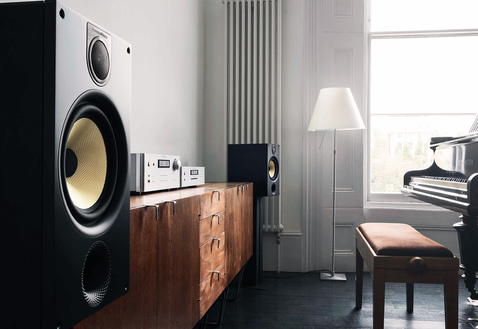 Bowers & Wilkins Bookshelf Speakers | Sydney Hi Fi Mona Vale