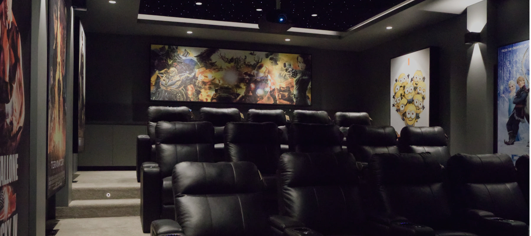 Certified Home Cinema Designs | Sydney Hi Fi Mona Vale