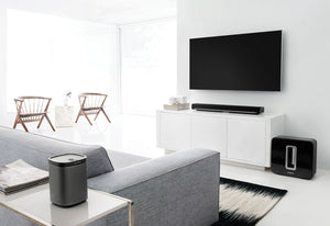 Sonos Playbar Subwoofer and Play 1 Speakers | Sydney Hi Fi Mona Vale