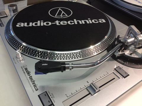audio technica LP120 turntable