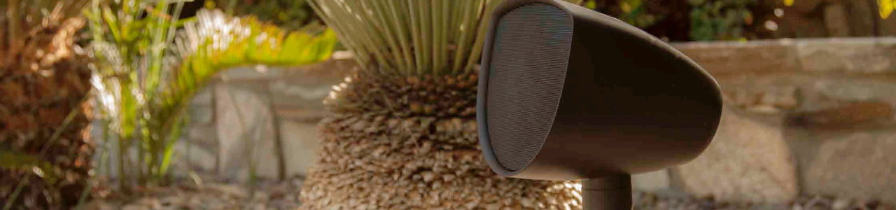 Outdoor Stereo Entertainment