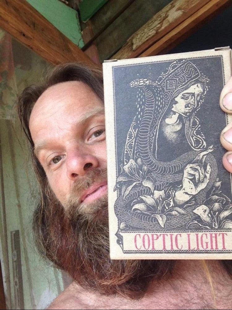 Thor Harris Proclaims Love for Coptic Light