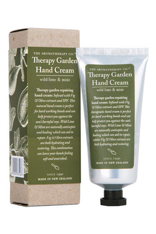 Therapy Gardener Repairing Hand Cream by The Aromatherapy Co