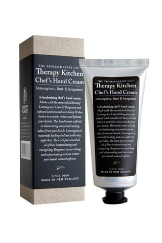 Therapy Kitchen Chef's Hand Cream by The Aromatherapy Co