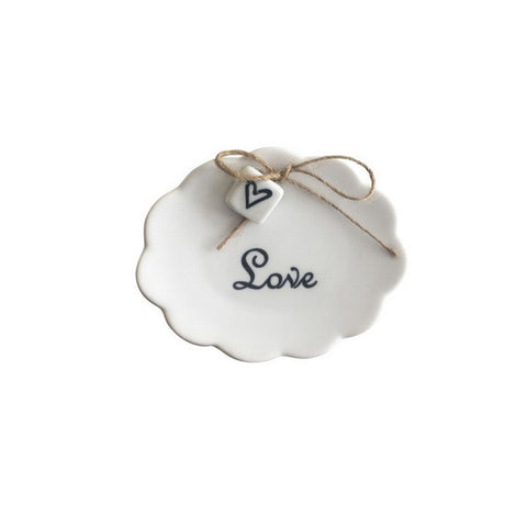 Cloud Shape Ring Dish