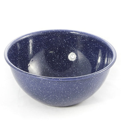 Enamel Deep Cereal Bowl