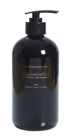 Elements Range Hand and Body Lotion by The Aromatherapy Co