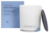 Naturals Range Candles by The Aromatherapy Co