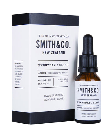 Essential Oil Blend by Smith and Co from The Aromatherapy Co