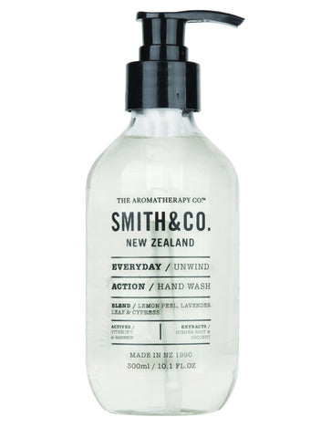Hand Wash Unwind by Smith & Co from The Aromatherapy Co