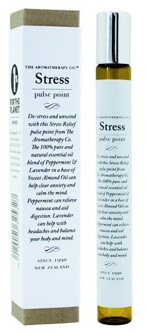 Pulse Point Therapy Range from The Aromatherapy Co