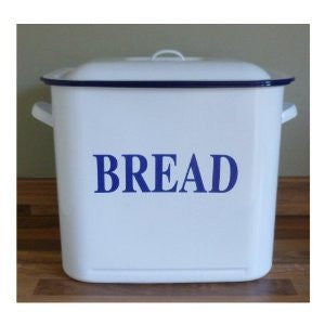 Enamel Bread Tin