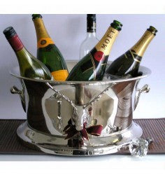 Wine Bucket Stag Round