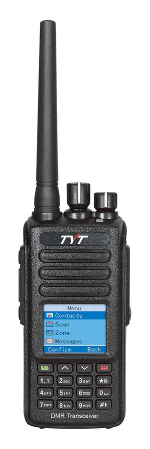 TYT Tytera MD-390, whats new and different? And now the Wouxun KG-D901 DMR Amateur Ham Radio