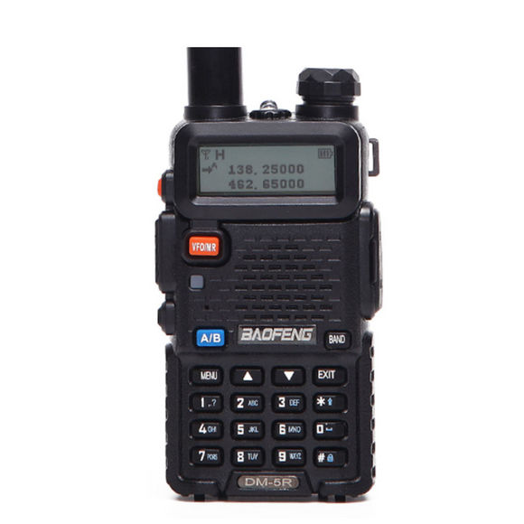 Baofeng DM-5R V3 2018 / RD-5R - DMR Tier II by Baofeng, finally done right.-Fleetwood Digital