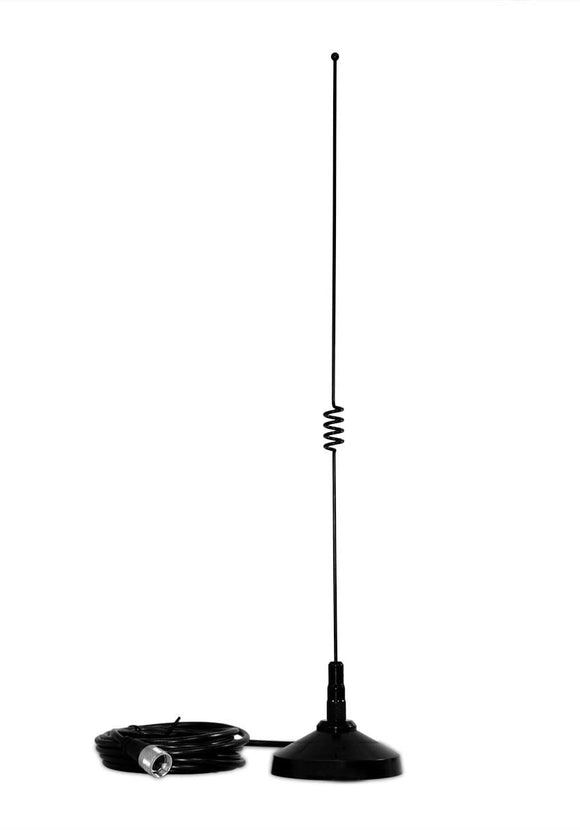 Mobile Ham Radio Antennas-Fleetwood Digital