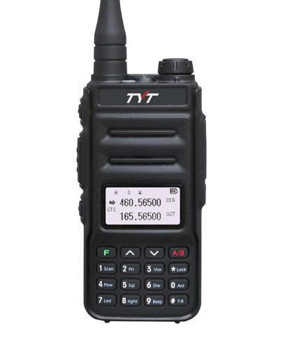 Handheld Amateur Ham Radios and Walkie Talkies For Business And Family Use-Fleetwood Digital