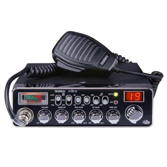 CB Radios-Fleetwood Digital