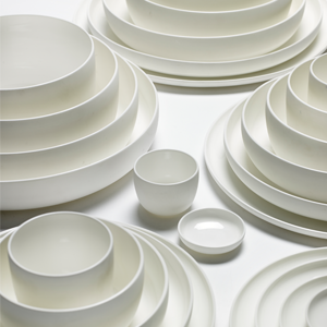 Tabletop // Dinnerware // Dinnerware Collections // Base Collection