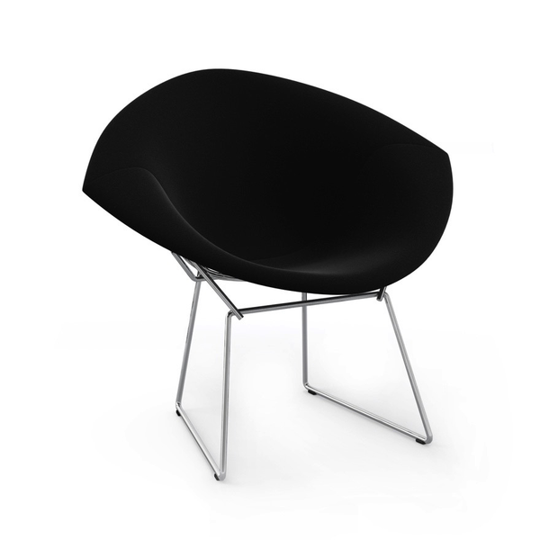 Knoll - Bertoia Diamond Chair with Full Cover - Lekker Home - 8