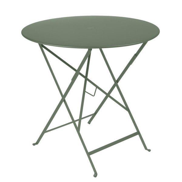 "Fermob - Bistro Folding Round Table - Cactus / 30"" - Lekker Home"