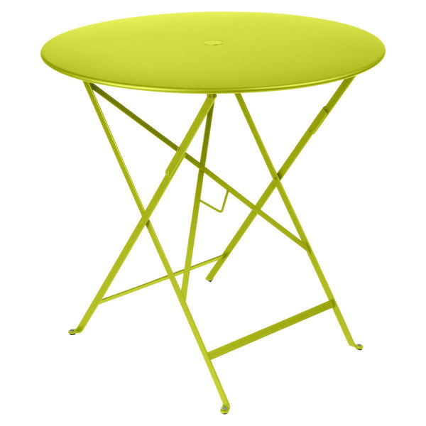 "Fermob - Bistro Folding Round Table - Verbena / 30"" - Lekker Home"