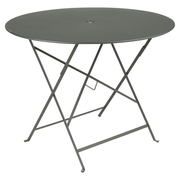 "Fermob - Bistro Folding Round Table - Rosemary / 38"" - Lekker Home"